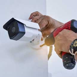 CCTV Camera Man