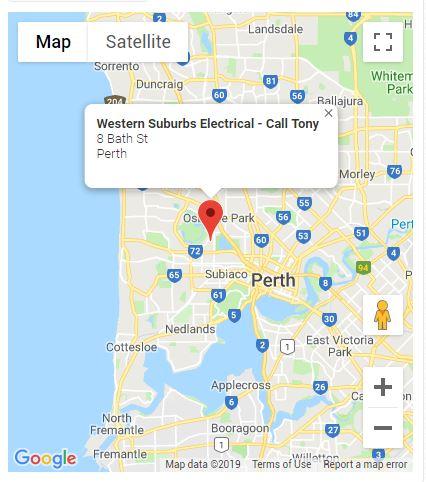 Western Suburbs Electrical - Call Tony